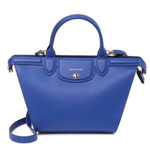 Longchamp purse with strap